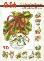 3D-Buch A5 Weihnachten von LeSuh (345649)