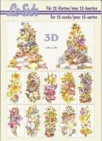 3D-Buch A5 Ostern von LeSuh (345646)
