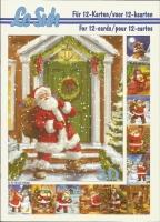 3D-Buch A5 Weihnachten von LeSuh (345644)