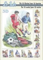 3D-Buch A5 Sport von LeSuh (345645)