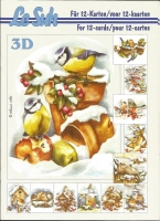 3D-Buch A5 Weihnachten von LeSuh (345654)