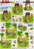 3D-Bogen Schulanfang von LeSuh (4169876)