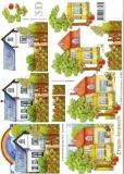 3D-Bogen Haus von LeSuh (416965)