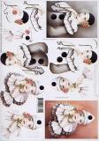 3D-Bogen Pierrot von LeSuh (4169110)