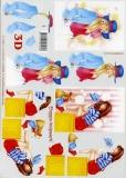 3D-Bogen Teenager von LeSuh (4169283)