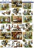 3D-Bogen Kinder Klein von LeSuh (4169630)