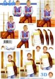 3D-Bogen Jungen von LeSuh (4169977)
