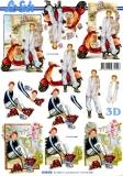 3D-Bogen Jungen von LeSuh (4169975)