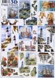 3D-Bogen Am Meer klein von LeSuh (4169370)