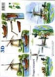 3D-Bogen Mühle von LeSuh (4169154)