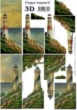 3D-Bogen Leuchtturm von LeSuh (4169642)