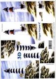 3D-Bogen Leuchtturm von LeSuh (416958)