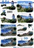3D-Bogen Leuchtturm von LeSuh (4169875)