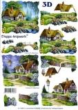 3D-Bogen Landhaus von LeSuh (4169292)