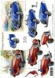 3D-Bogen Autos von LeSuh (416956)