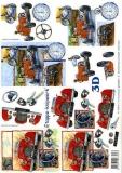 3D-Bogen Autos von LeSuh (4169291)