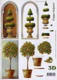 3D-Bogen Apfelsinenbaum von LeSuh (416920)