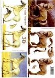 3D-Bogen Pferde von LeSuh (4169142)