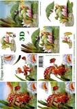 3D-Bogen Frösche von LeSuh (4169167)