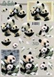 3D-Bogen Panda von LeSuh (4169799)