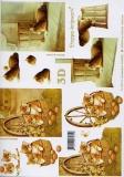 3D-Bogen Kätzchen von LeSuh (4169253)