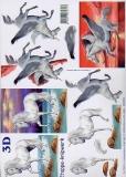 3D-Bogen Einhorn von LeSuh (4169162)