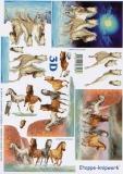 3D-Bogen Pferde von LeSuh (4169426)