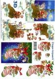3D-Bogen Weihnachten von LeSuh (4169301)