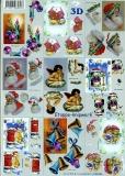 3D-Bogen Weihnachten klein von LeSuh (4169366)