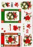 3D-Bogen Weihnachtsstrauß von LeSuh (4169194)