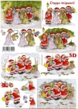 3D-Bogen Singende Kinder von LeSuh (4169576)