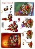 3D-Bogen Weihnachten von LeSuh (416901)