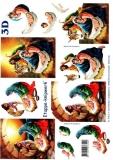 3D-Bogen Weihnachtskrippe von LeSuh (4169218)