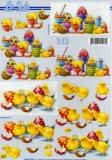 3D-Bogen Osterküken von LeSuh (4169786)