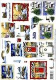 3D-Bogen Winter von LeSuh (4169210)