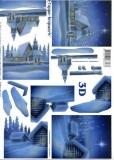 3D-Bogen Schneehäuser von LeSuh (4169529)