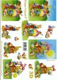 3D-Bogen Ostern von LeSuh (4169418)