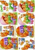 3D-Bogen Osterhase und Ei von LeSuh (4169660)