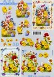 3D-Bogen Osterküken von LeSuh (4169785)