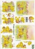 3D-Bogen Ostern von LeSuh (4169257)