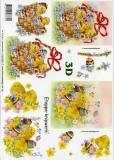 3D-Bogen Ostern von LeSuh (4169258)