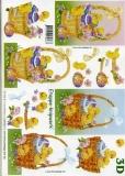 3D-Bogen Ostern von LeSuh (4169250)
