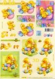 3D-Bogen Osterküken von LeSuh (4169982)