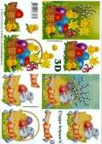 3D-Bogen Osterkorb von LeSuh (4169430)
