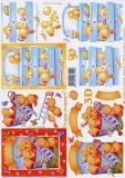 3D-Bogen Osterküken von LeSuh (4169413)