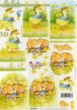 3D-Bogen Ostern von LeSuh (4169789)