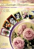 Karten-Bastelmappe - Blumengrüße von Reddy (89004)