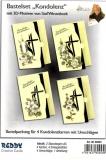Karten-Bastelset - Kondolenz von Reddy (80453)