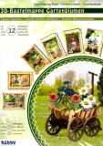 Karten-Bastelmappe - Gartenblumen von Reddy (89029)