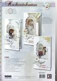 Karten-Bastelset - Hochzeitskarten von Reddy (85171)